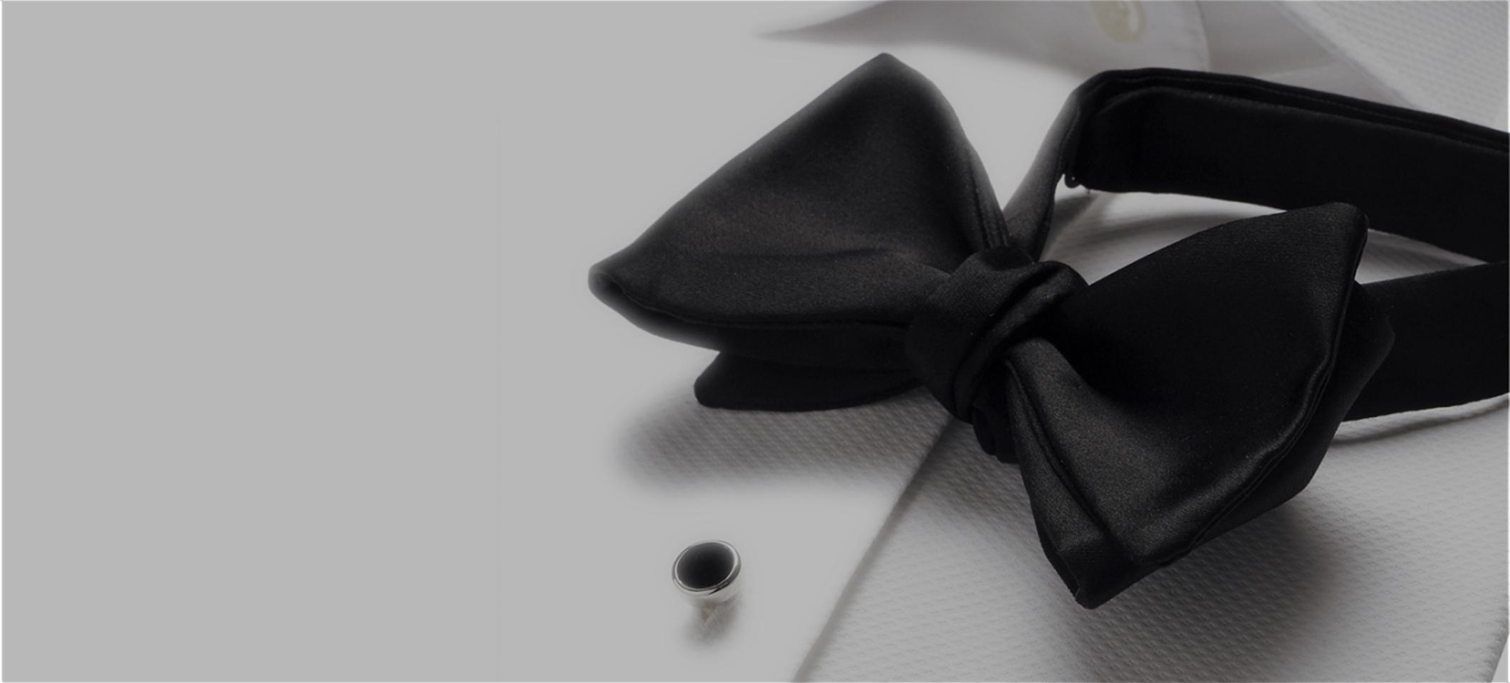 Бабочка свадебного ведущего