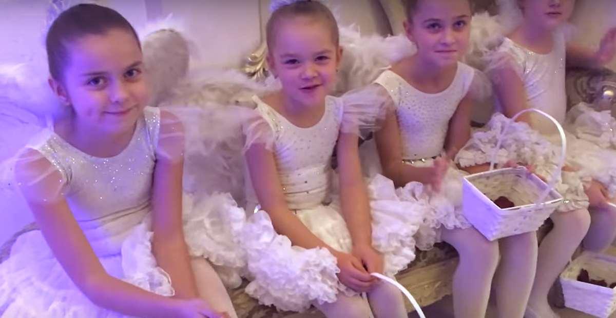 ведущий на свадьбу в Одессе. Балерины
